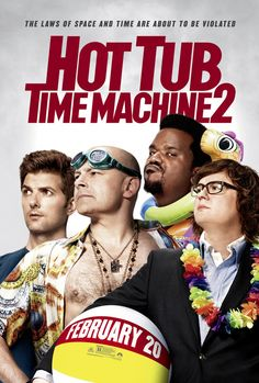 #HotTubTimeMachine2 #HTTM2