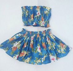 71806c2f682e7 17 Best Hawaiian outfit for girls images in 2018 | Hula skirt, Baby ...