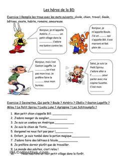 Les héros de la BD francophone   Que sais-je ?   Scoop.it