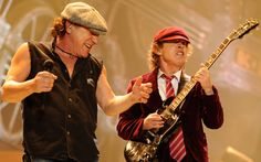 AC/DC   My Fave