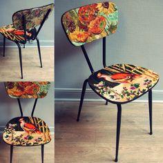 """Chaise """"oiseau """""""