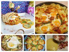 5 ideas donde el huevo es el protagonista