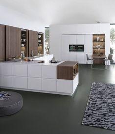 Elegant Contemporary Kitchen Design Ideas 04