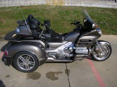 2006 Honda GL 1800 Goldwing Trike