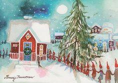 Новый год уже совсем скоро, и хоть снега у нас ещё нет, но новогоднее настроение я создаю себе и своей семье заранее: рисую узоры на окнах, покупаю открытки и новогодние детские книги, придумываю подарки, делаю новогодние украшения, меняюсь с мастерами на Ярмарке Мастеров, участвую в новогодних обменах подарками, создаю списки новогодних фильмов на предстоящий декабрь, зимние плей-листы и…