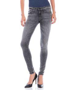 Flying Monkey Grey Skinny Jeans