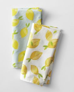 Lemon Napkins – Set