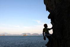 Rise above Phang Nga Bay and enjoy the view of the iconic limestone karst. Six Senses Yao Noi, Thailand http://www.sixsenses.com/resorts/yao-noi/experiences