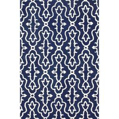 nuLOOM Handmade Transitional Lattice Wool Rug (5' x 8') - Overstock™ Shopping - Great Deals on Nuloom 5x8 - 6x9 Rugs