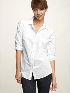 Candidate for the White Blouse every woman needs? Or so they tell me.