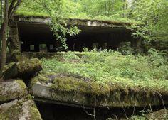 Wolfschanze Gierloż,Poland //  German Bunkers