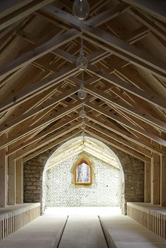 Gallery - Chapel St Genevieve / OBIKA Architecture - 6