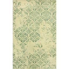 nuLOOM Handmade Transitional Vintage Style Wool Rug (7'6 x 9'6)   Overstock.com Shopping - Great Deals on Nuloom 7x9 - 10x14 Rugs