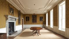 St Giles House in Dorset House Slide, Drawing Room, Historic Homes, Contemporary, Modern, Britain, Restoration, Awards, Architecture