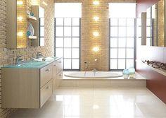 small bathroom tile floor ideas