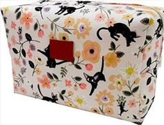 Kiki's Delivery Service Flower Garden Pouch M Studio Ghibli From Japan