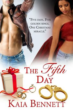 Release Day for The Fifth Day by Kaia Bennett