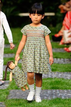 Bonpoint Spring/Summer 2017 Ready-To-Wear Collection | British Vogue