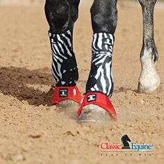 Classic Equine Legacy System Protective Boot Made of virgin perforated neoprene that allows the leg to breathe and heat to escape so your horse's legs stay cooler. A round cut box stitched hook-a Horse Boots, My Horse, Horse Tack, Horses, Legacy System, Polo Wraps, Classic Equine, Barrel Racing Tack, Horse Accessories