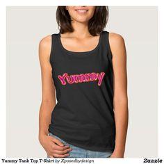 Yummy Tank Top T-Shirt