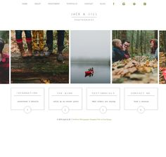Website design - Love how the masthead uses whatever the full width of the viewers computer settings allow.  http://www.prophoto.com/store/jack-jill/ Jack & Jill