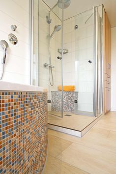 Bodennahe Dusche bodennahe dusche mit doppeltür badezimmer der laabs gmbh in
