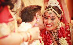 Gorgeous Bipash Basu On her wedding