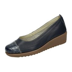 48 Horas , Damen Ballerinas, blau for sale Ballerinas, Partner, Loafers, Best Deals, Link, Shoes, Fashion, Woman, Women's