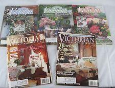 Victoria Magazine 1995 March April May + 2 Victorian Magazines