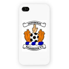 Kilmarnock FC iPhone Case
