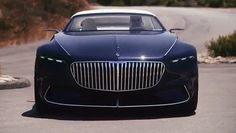 Mercedes-Benz's latest concept car takes its design cues from the art-deco period https://goo.gl/EXirMn
