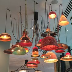 HamYard Hotel- London @Ham_Yard London Hotels, Childcare, Interior Styling, Muse, Yard, Ceiling Lights, Decoration, Room, Home Decor