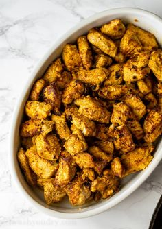 Cooked butter chicken pieces before adding to sauce Boneless Chicken Recipe Indian, Authentic Indian Butter Chicken Recipe, Chicken Recipes, Chicken Spices, Chicken Seasoning, How To Cook Chicken, Butter Chicken Sauce, Lemon Butter Chicken, Indian Food Recipes