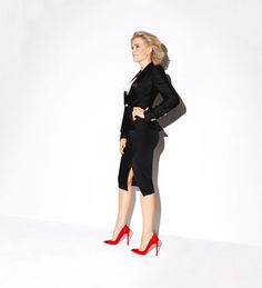 Megyn Kelly Interview - Megyn Kelly Quotes on Working for Fox Network - Harper's BAZAAR