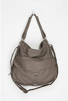 On Sale: Deena & Ozzy Moto Lock Gusset Hobo Bag - Urban Outfitters