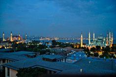 https://flic.kr/p/rEgirp | Blue Mosque and Hagia Sophia, ISTANBUL