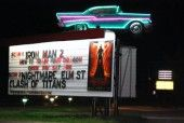 Georgetown Drive-In on State Road 64 in Georgetown, Indiana.