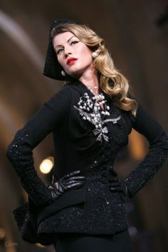 Gisele Bundchen for Christian Dior by John Galliano ,F/W 2007 Haute Couture