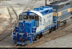 RailPictures.Net Photo: OMLX 2002 Fulton County Railroad EMD GP20 at Atlanta, Georgia by edaly76