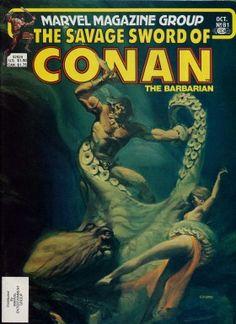 Savage Sword of Conan 81 - Conan Wiki