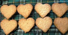 Cape Breton Oatcakes - OMG I think I finally found the recipe I remember from the Daily Grind in Halifax. Cookbook Recipes, Cookie Recipes, Yummy Treats, Sweet Treats, Good Food, Yummy Food, Recipe Filing, Cape Breton, Great Recipes