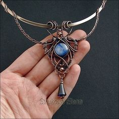 Strukova Elena - Got an idea for putting something similar onto viking-knit.