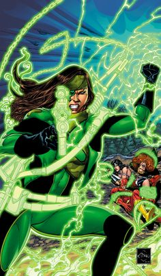 Green Lanterns #56  Dc Comic Book  Foil Cover  Unread Copy