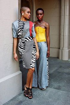 ♥African Fashion: