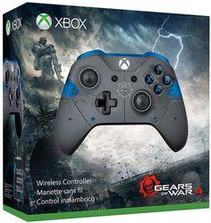 Manette sans fil édition limitée Gears Of War 4 Bleu - XBOX ONE - PC - Acheter vendre sur Référence Gaming