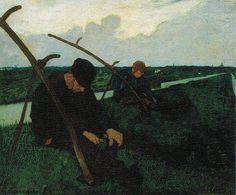 Scythe-Menders-Holland-Charles-W.-Bartlett