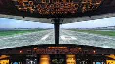 Not some goggles. This is #virtualreality. #airbus by yuyang_chow - Shop VR at VirtualRealityDen.com