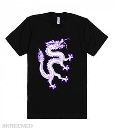 CHINESE DRAGON-2 | The Griffin Passant Streetwear is a unique kind of design work, derivative of Japanese style streetwear and artwork. It encompasses many different levels of popular culture….music, movies, television, art and current events. #Skreened