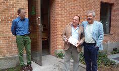 Presentación del libro de Diábolo Ediciones: Pajares y Esteso, tanto monta, monta tanto...Andrés como Fernando