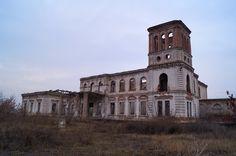 Ясинуватка. Загублений палац Вінберга | Україна Інкогніта
